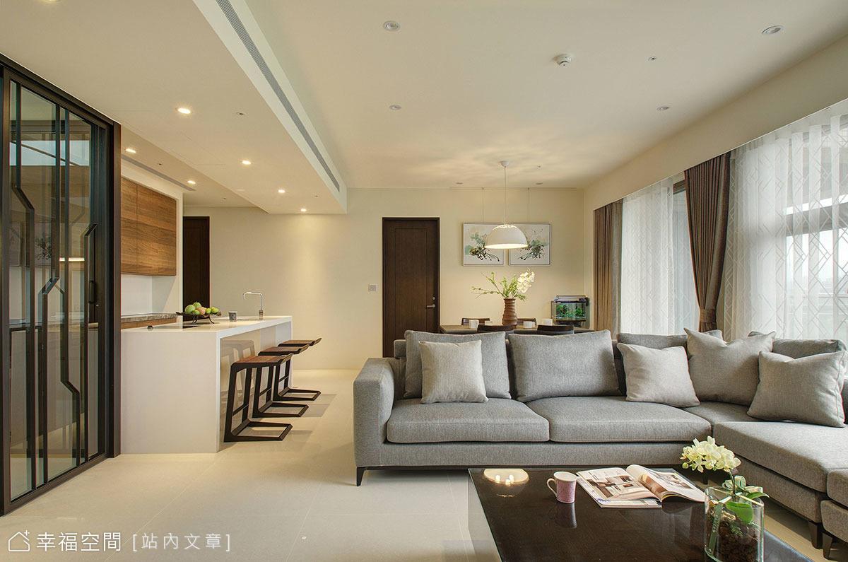 自然元素  打造家的人文休閒氣息