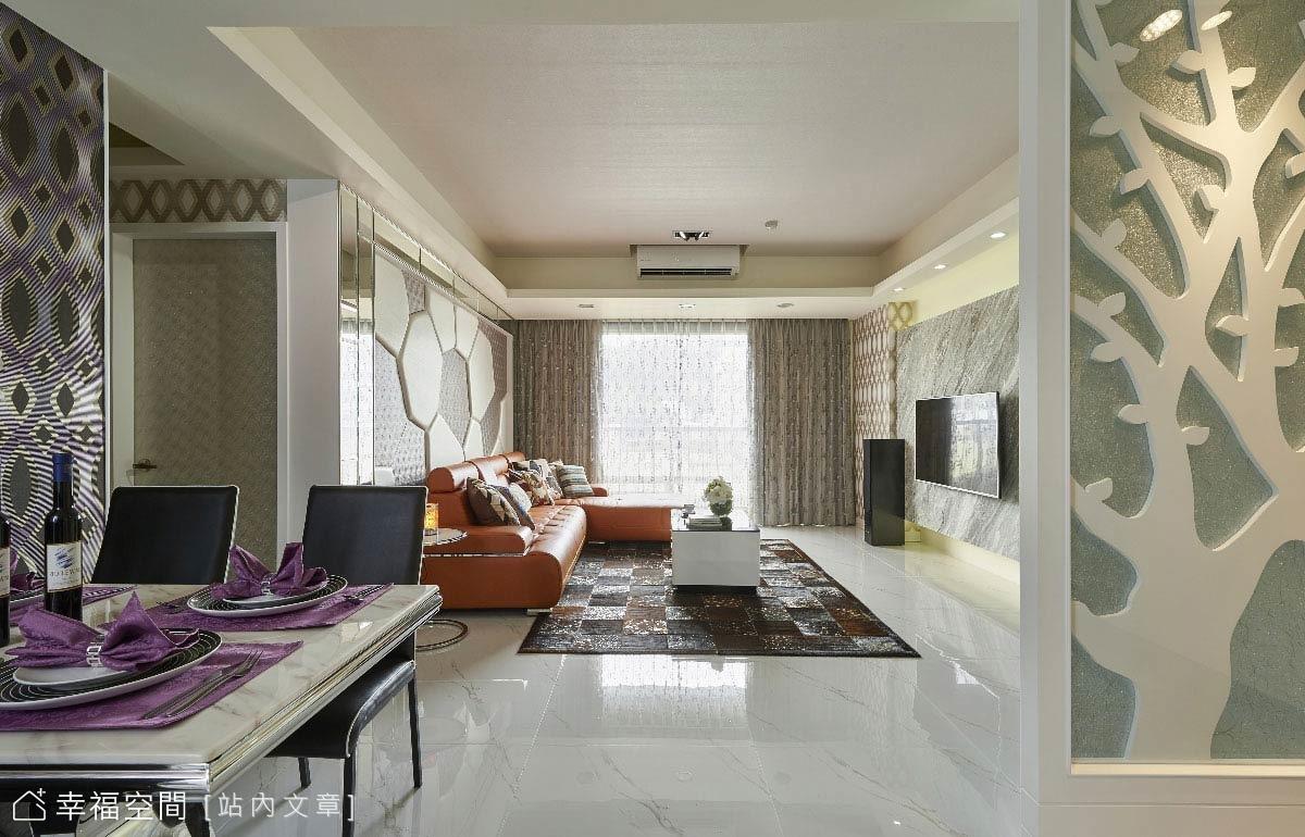 時尚風貌,延續幸福的現代宅邸