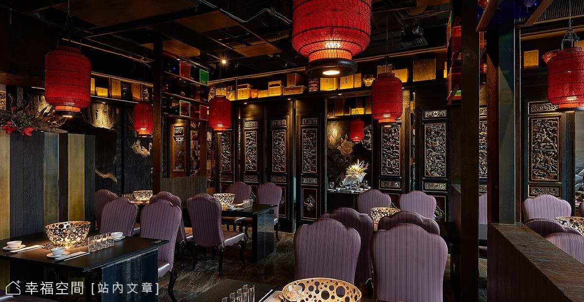 五感滿足的藝術美食殿堂