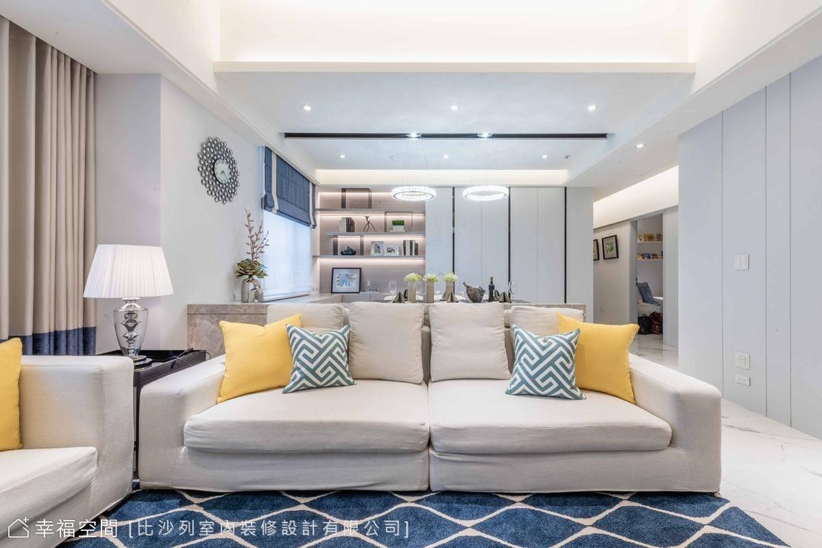 現代簡淨,老屋改裝燦亮時尚渡假宅