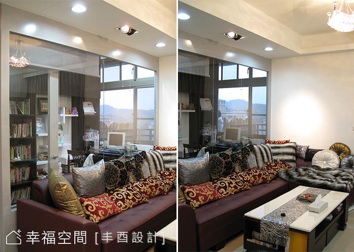 善用空間共用概念  打造挑高三米六低調奢華捷運小豪宅