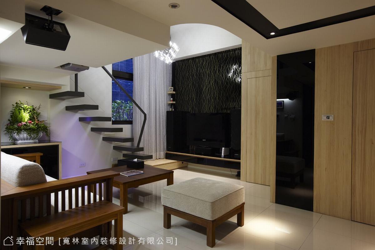 第一屆百萬裝潢到你家 打造溫馨極簡挑高宅