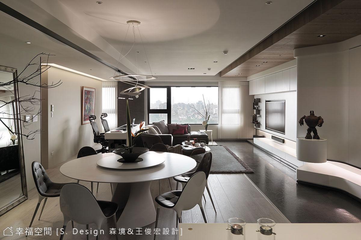 設計感居家 收藏城市天際線美景
