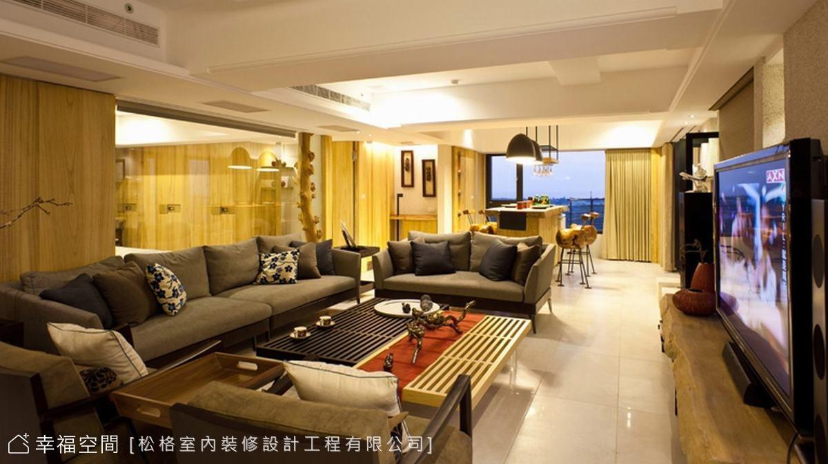 南台灣檜木香 環景休閒宅