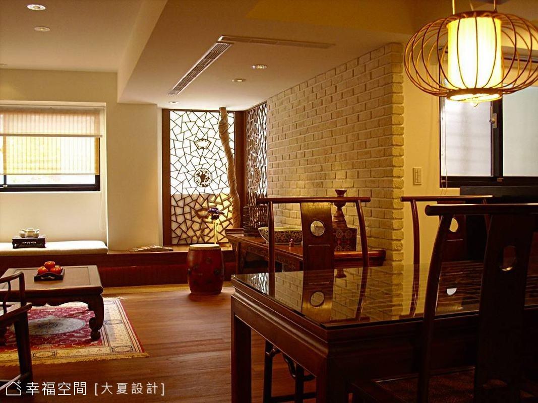 窗櫺  清磚 中式時尚
