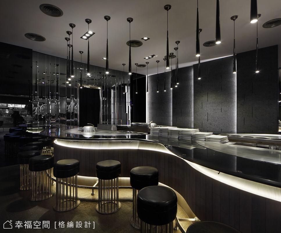 日式時尚風 平價鐵板燒店新革命