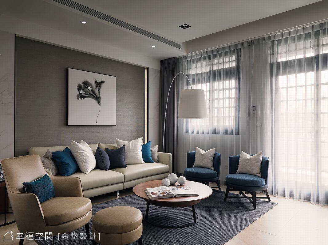 飯店休閒氛圍 好質感現代別墅