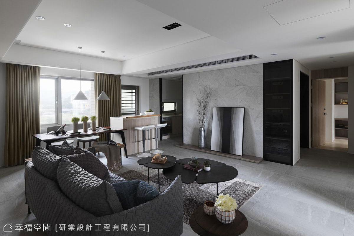 老屋超容量改造 32坪5房處處好光景