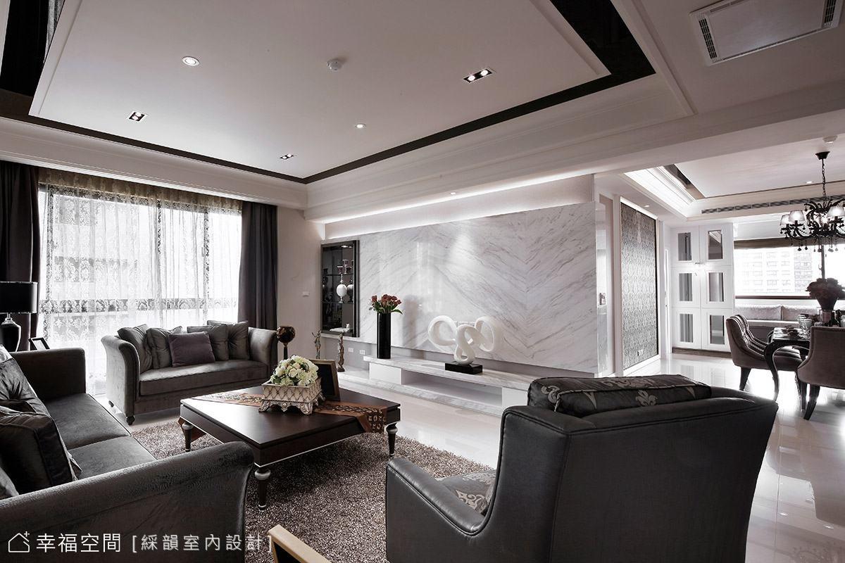 典藏 唯美優雅的古典美宅