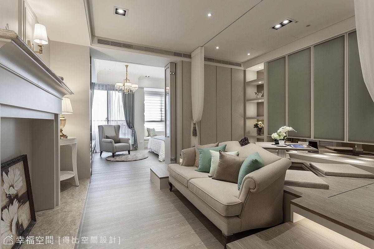 加一房多用途設計 15坪微型宅更有深度