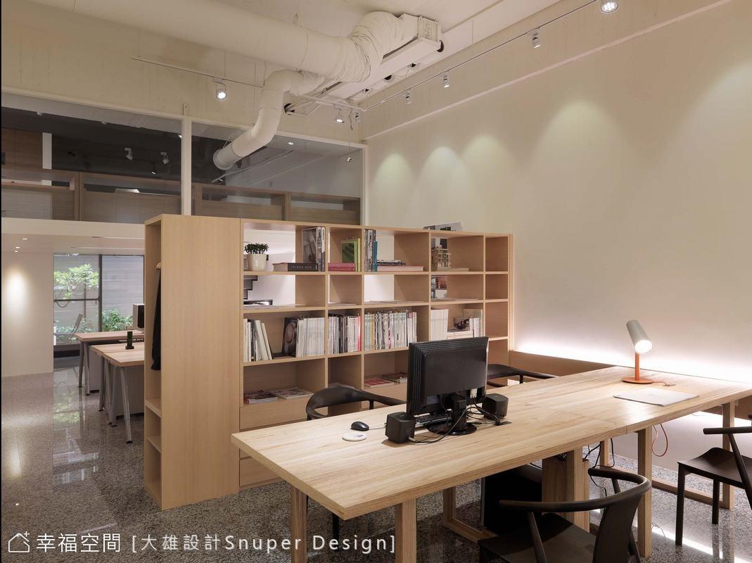日光簡約  大雄設計工作室