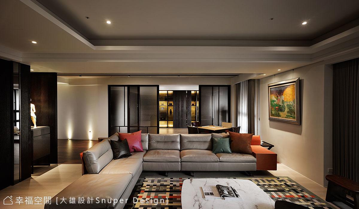 山居雅舍藝術入室 打造退休私人宅邸