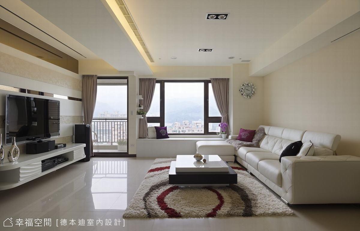 注入時尚低調質感 打造現代簡約住家