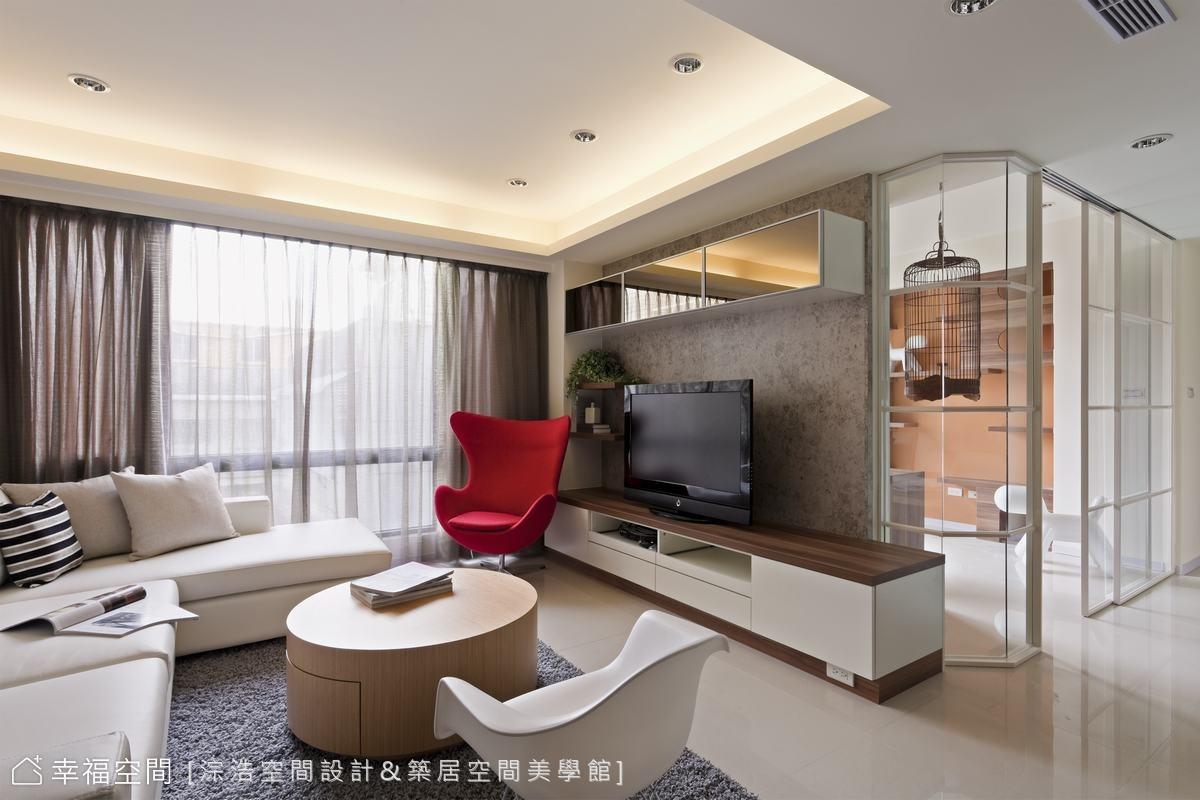 玩轉板材變化 打造溫馨簡約居家