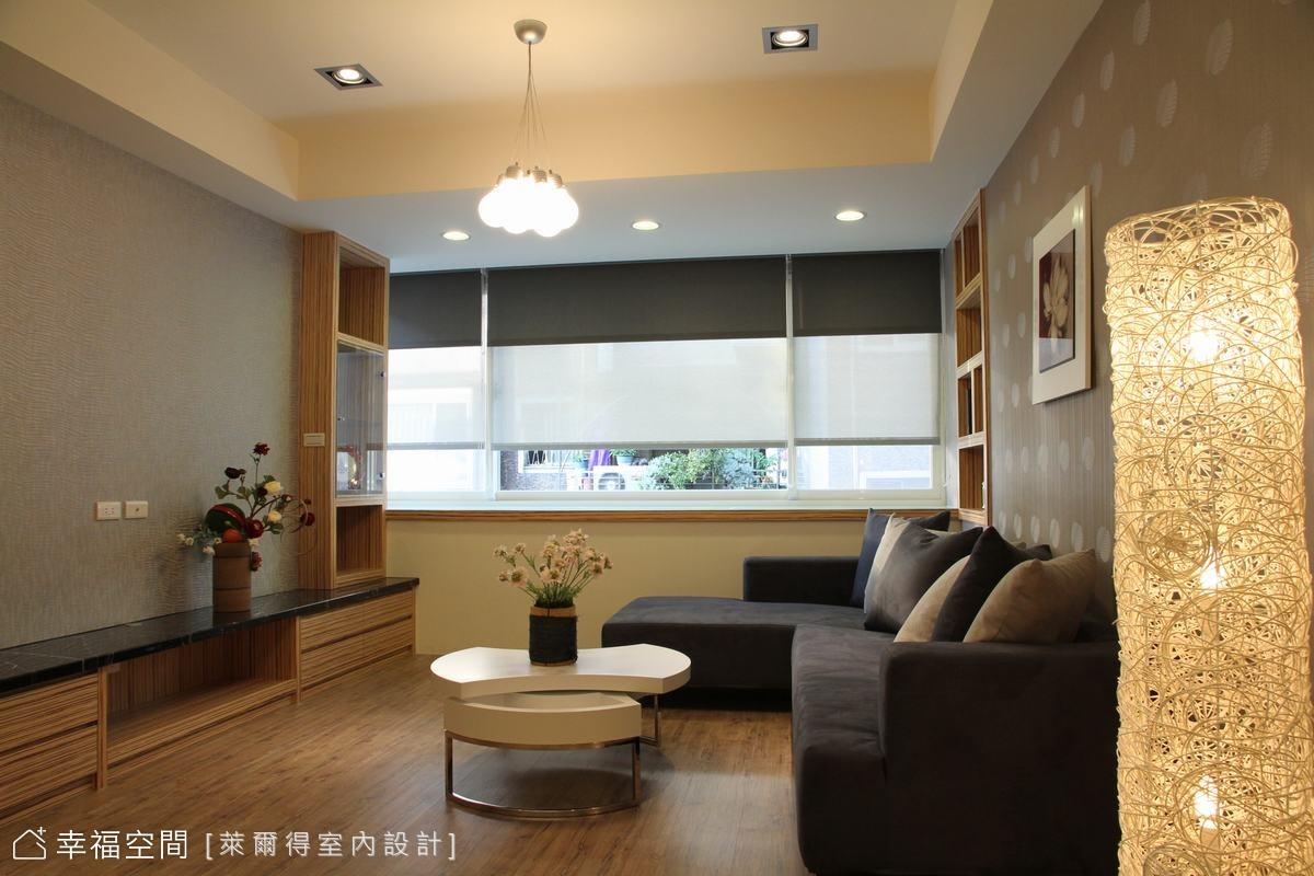 四十年舊公寓化身日式小築