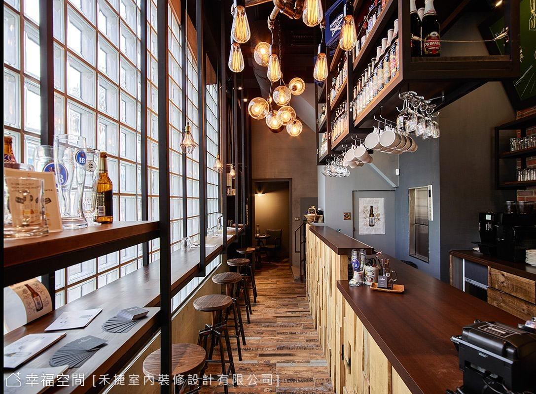 創意狂想 超吸睛工業風主題餐廳