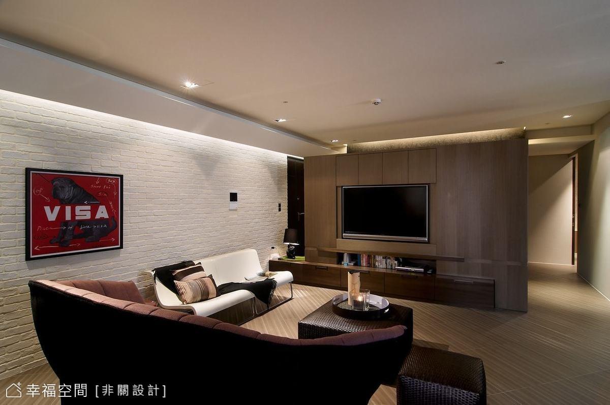 「室內」與「建築」的合一表情