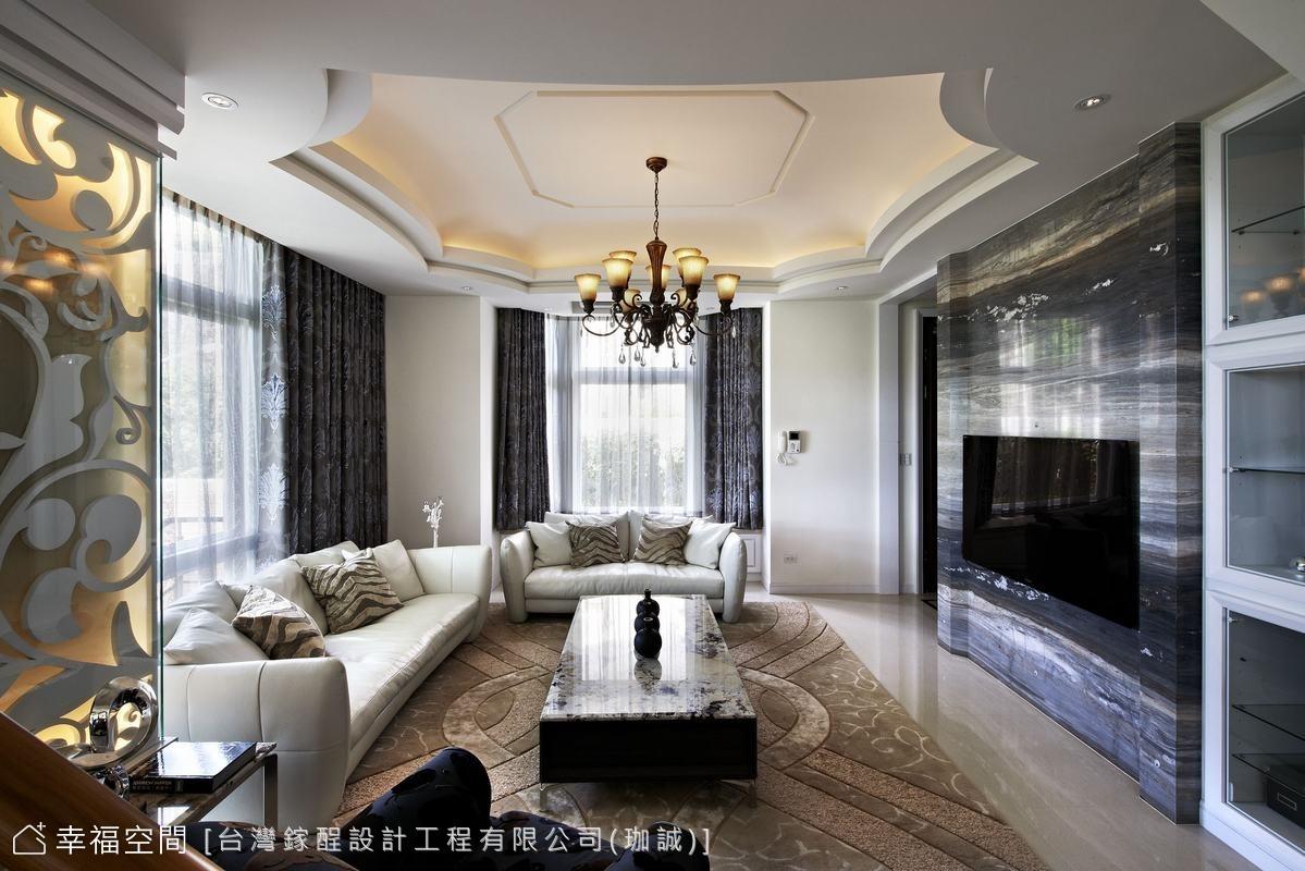 觀眾最愛-新新古典風 創新思維景觀別墅