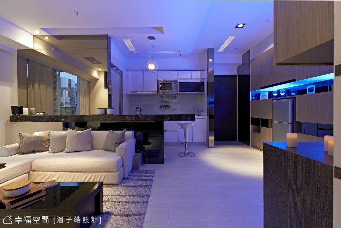 複合式設計 16坪時尚渡假屋