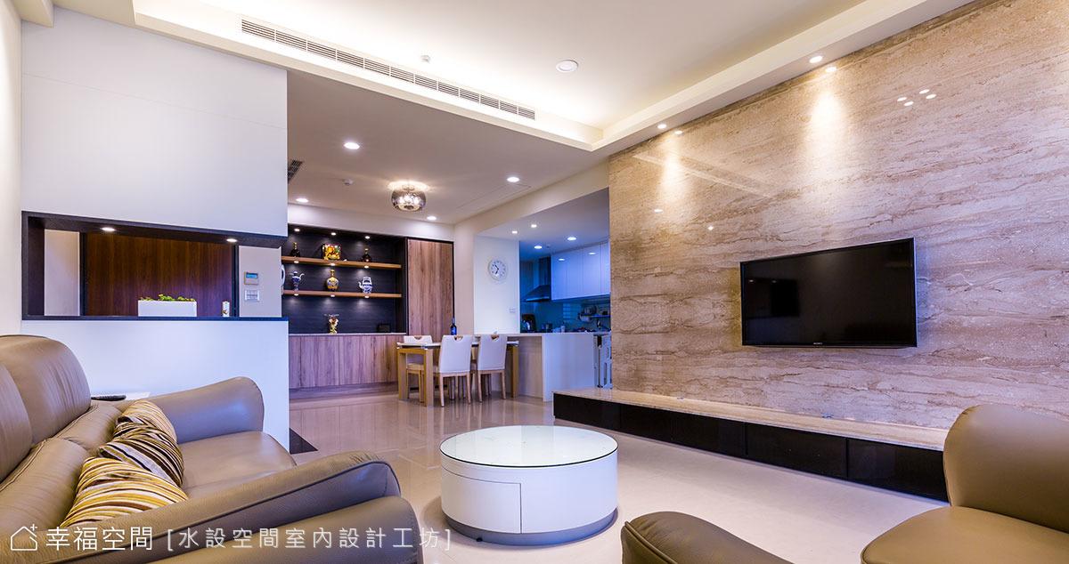 翻轉風格設計 成就美滿居宅