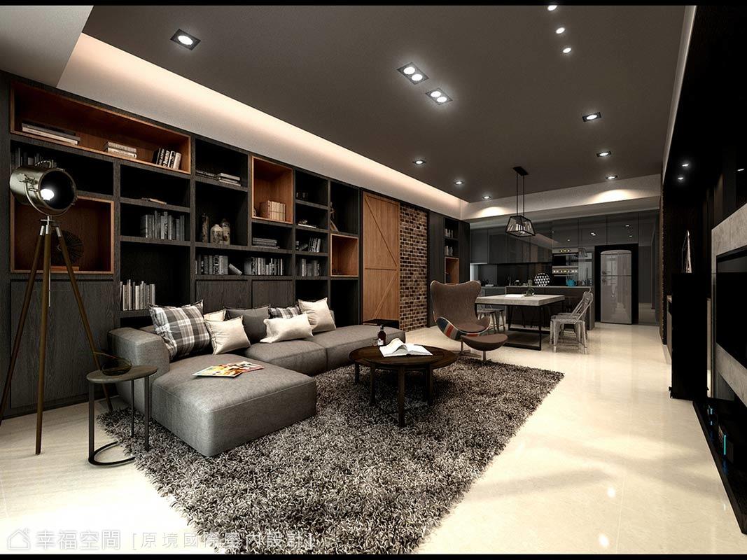 Loft美學 典雅精緻的居宅面貌