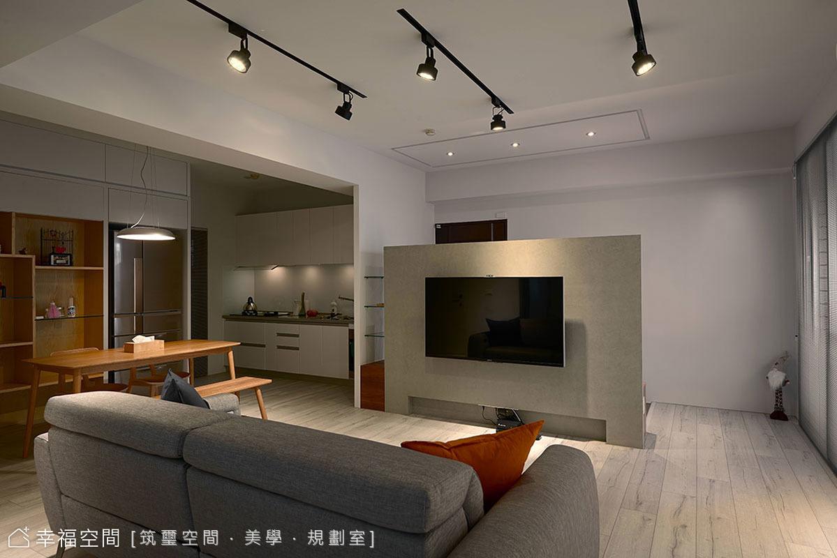 出租公寓變身!每天都像住設計旅店~