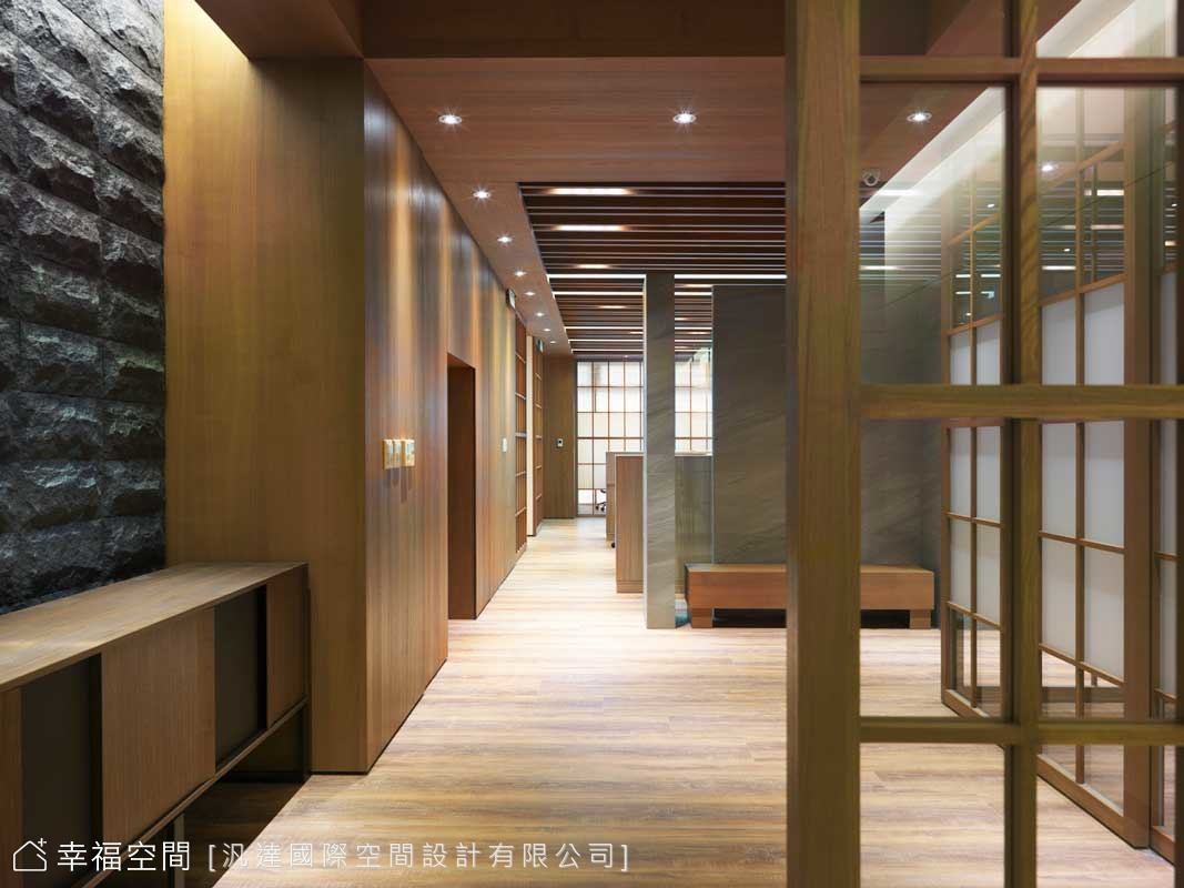 洗鍊質韻:締造新日式空間概念