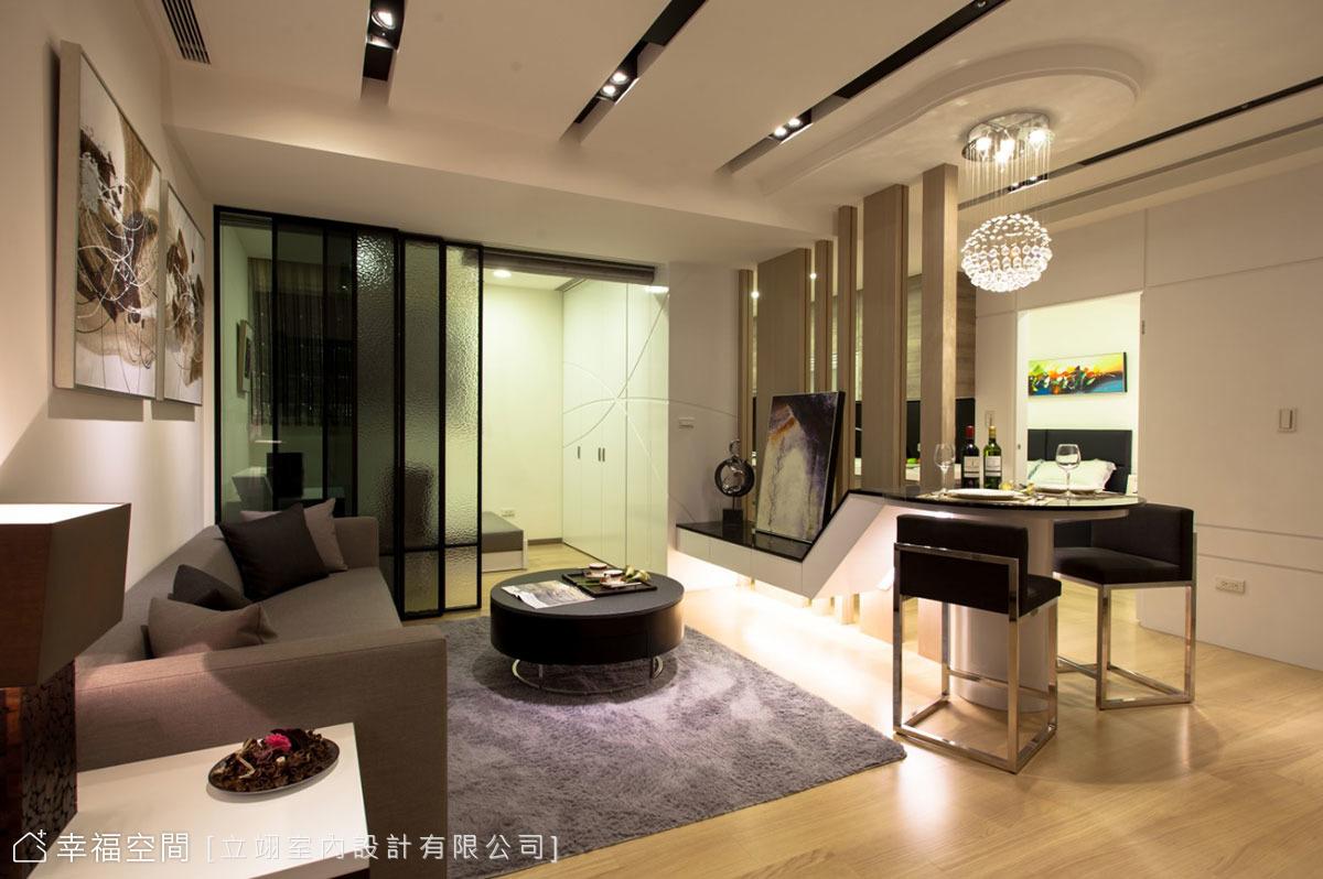 納入自然光 重拾享受客廳的權力