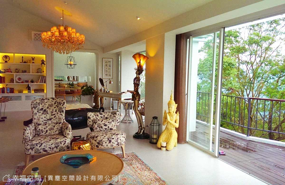 景觀Villa 薈萃自然與設計之美