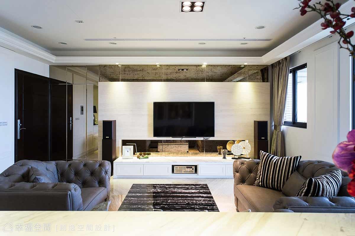 刻劃生活節奏 美式優雅的品味居宅