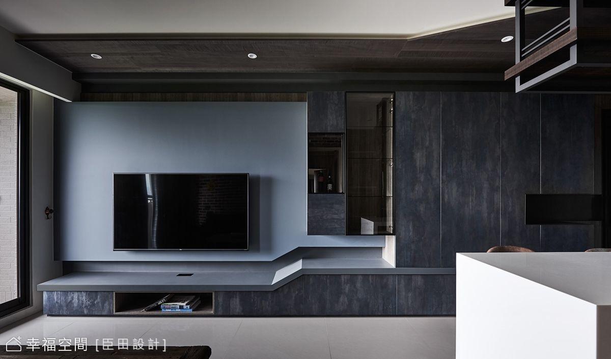 調製美式輕工業 形塑個性風居宅