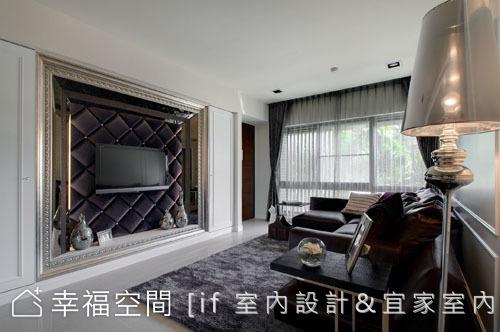 美式古典 二十坪精緻小豪宅