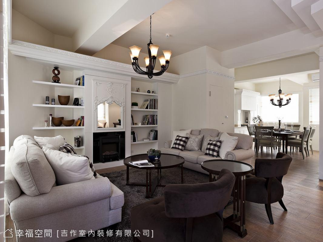 小預算構築夢想城堡 78坪美式日光別墅