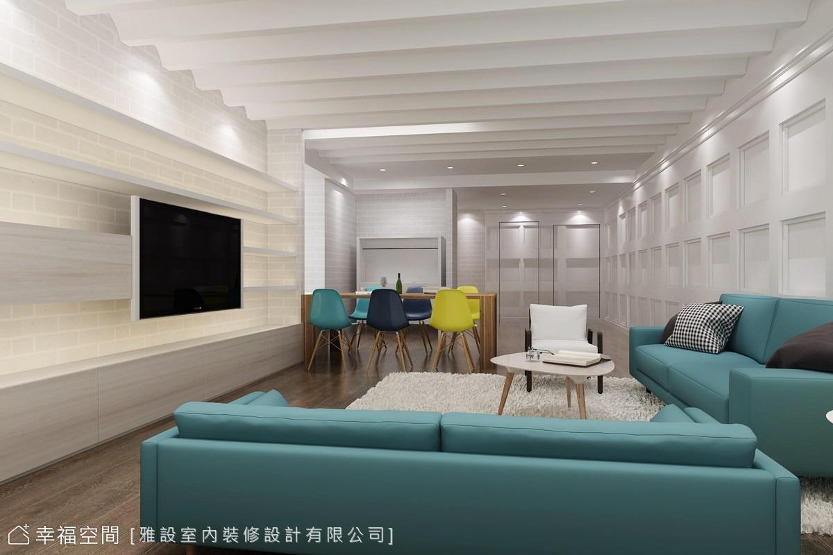 新北市新店國泰雙璽董公館室內設計案