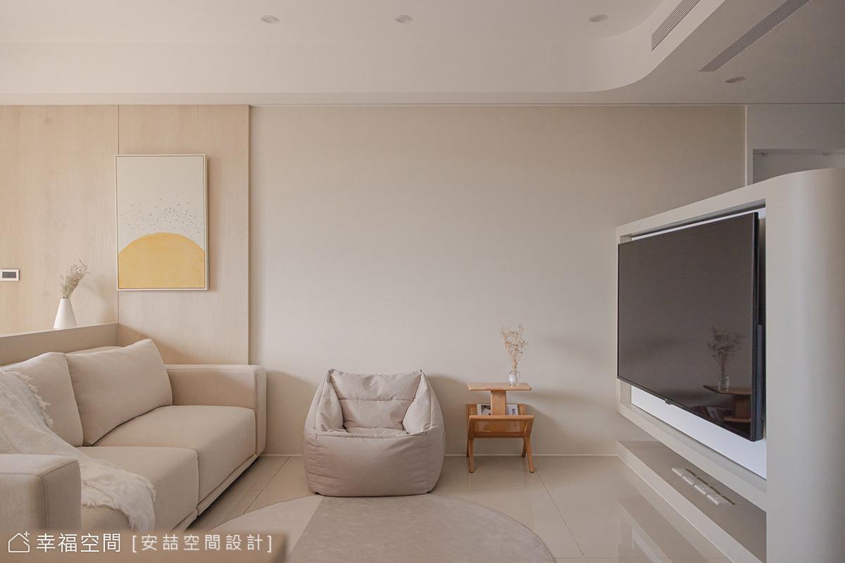 淨境|簡約風|25坪|3房、2廳、2衛