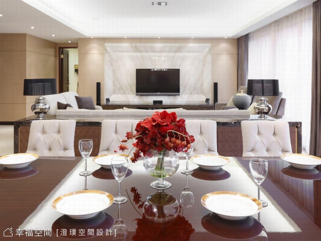 簡約豪宅的空間設計