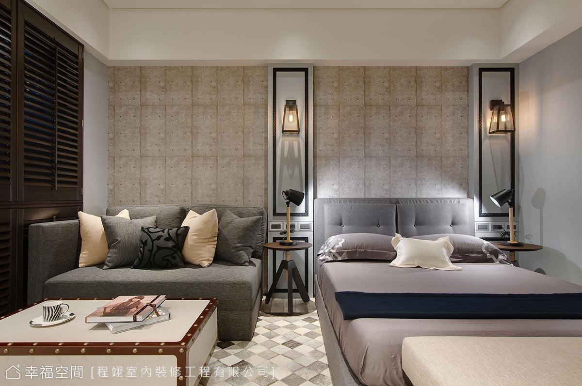 YOCICOの飯店風格顯學 當新古典遇上工業風