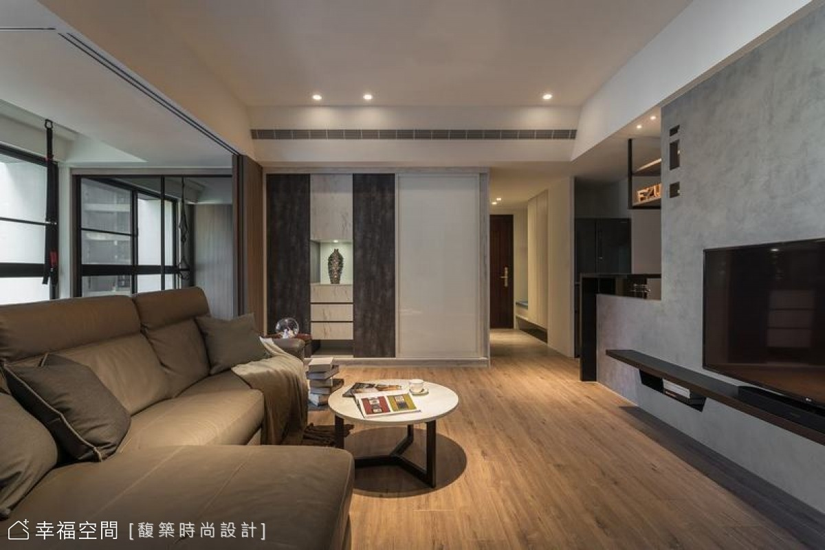 開闊生活尺度 打造現代風尚機能宅