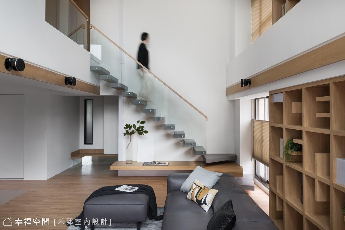 木質藍調:重塑線面 共築幸福溫度